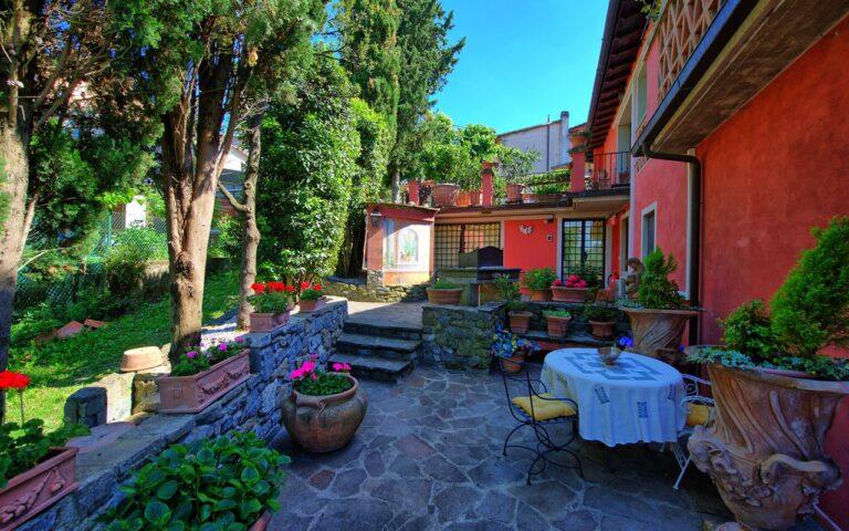 Casa del forno The Villa